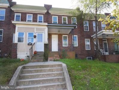 821 Pontiac Avenue, Baltimore, MD 21225 - MLS#: MDBA100240