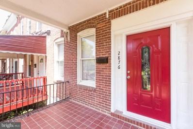2876 W Garrison Avenue, Baltimore, MD 21215 - #: MDBA100261