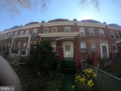 3911 Bonner Road, Baltimore, MD 21216 - MLS#: MDBA100286