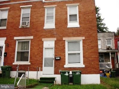 2657 Frederick Avenue, Baltimore, MD 21223 - #: MDBA100298