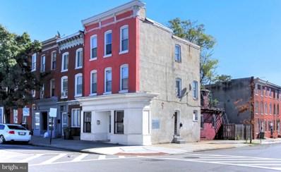 1237 Hollins Street, Baltimore, MD 21223 - #: MDBA100302