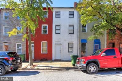 60 S Carrollton Avenue, Baltimore, MD 21223 - #: MDBA100304