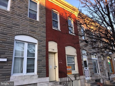 2608 E Monument Street, Baltimore, MD 21205 - #: MDBA100336