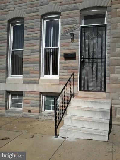 1412 E Lafayette Avenue, Baltimore, MD 21213 - MLS#: MDBA100340