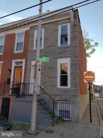 638 Wyeth Street, Baltimore, MD 21230 - MLS#: MDBA100366