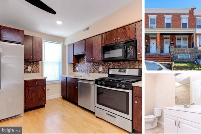 731 Oldham Street, Baltimore, MD 21224 - MLS#: MDBA100370