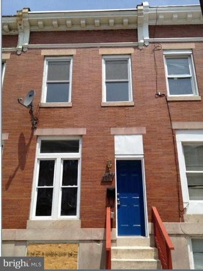 2604 E Preston Street, Baltimore, MD 21213 - #: MDBA100376