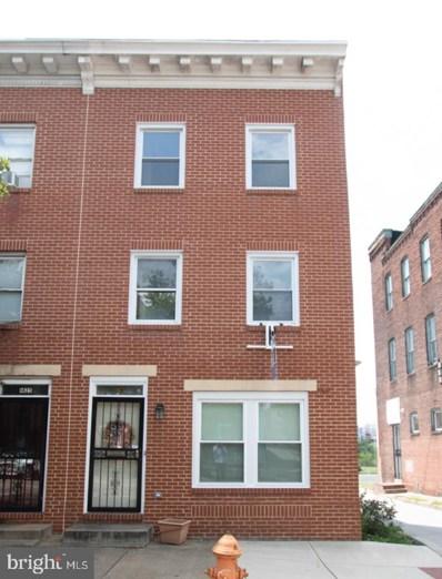 1423 E Baltimore Street, Baltimore, MD 21231 - #: MDBA100407
