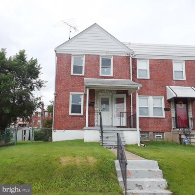 3649 Raymonn Avenue, Baltimore, MD 21213 - #: MDBA100422