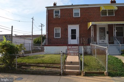2724 Uhler Avenue, Baltimore, MD 21215 - #: MDBA100429