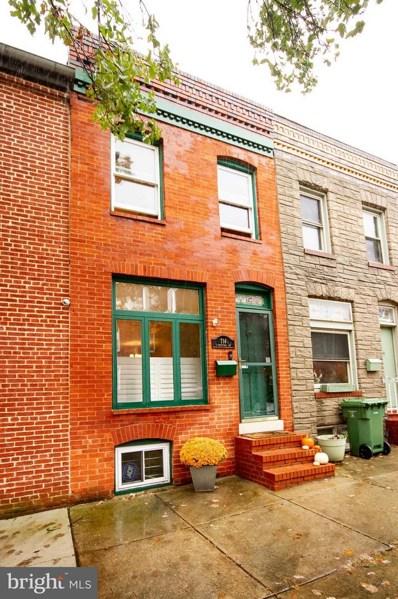 714 S Montford Avenue, Baltimore, MD 21224 - MLS#: MDBA100436