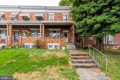 3320 Parklawn Avenue, Baltimore, MD 21213 - #: MDBA100437