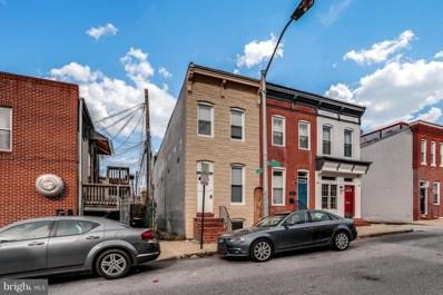 12 W Heath Street, Baltimore, MD 21230 - MLS#: MDBA100474