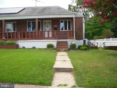 4719 Hellwig Road, Baltimore, MD 21206 - #: MDBA100489