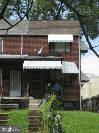 4114 Sunnyside Avenue, Baltimore, MD 21215 - #: MDBA100535