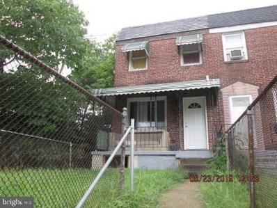 1714 Malvern Street, Baltimore, MD 21224 - #: MDBA100555