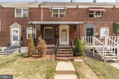 3727 10TH Street, Baltimore, MD 21225 - #: MDBA100557