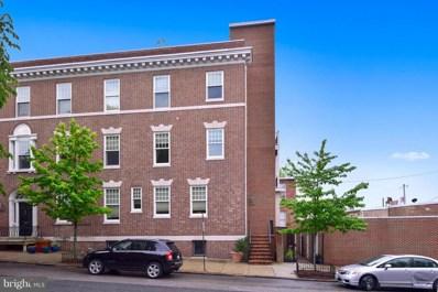 2225 E Lombard Street UNIT 3, Baltimore, MD 21231 - MLS#: MDBA100628