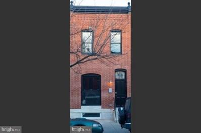 19 N Milton Avenue, Baltimore, MD 21224 - MLS#: MDBA100640
