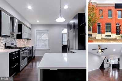 122 Rochester Place, Baltimore, MD 21224 - MLS#: MDBA100698