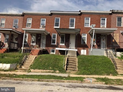 3224 Ravenwood Avenue, Baltimore, MD 21213 - #: MDBA100710