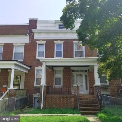 3803 Edmondson Avenue, Baltimore, MD 21229 - #: MDBA100756