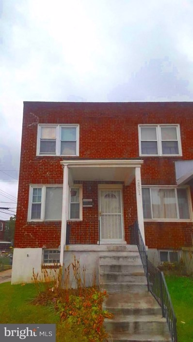 2801 Edgecombe Circle North, Baltimore, MD 21215 - #: MDBA100784