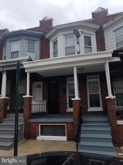 1721 N Smallwood Street, Baltimore, MD 21216 - #: MDBA100820