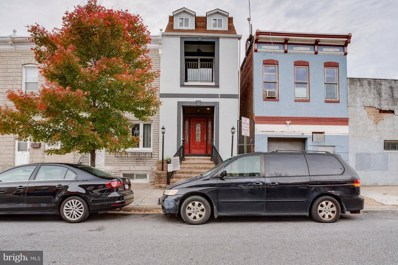 214 S Eaton Street, Baltimore, MD 21224 - MLS#: MDBA100834