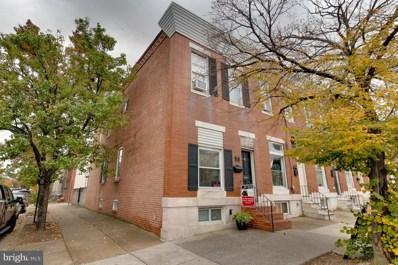 125 N Highland Avenue, Baltimore, MD 21224 - #: MDBA100844