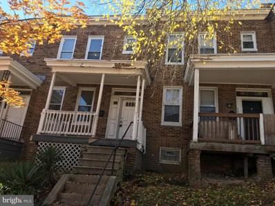 3012 Frisby Street, Baltimore, MD 21218 - MLS#: MDBA100858
