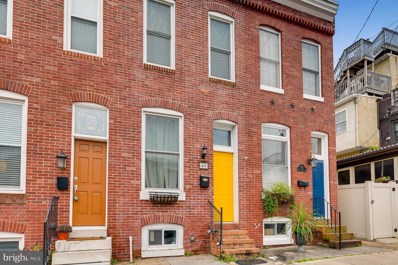 507 E Clement Street, Baltimore, MD 21230 - MLS#: MDBA100918