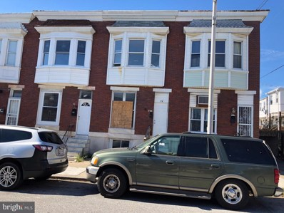 718 N Luzerne Avenue, Baltimore, MD 21205 - #: MDBA100992