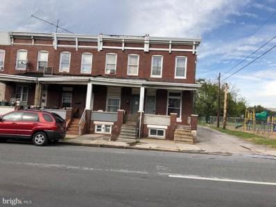 2930 E Madison Street, Baltimore, MD 21205 - MLS#: MDBA101000