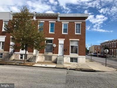 501 N Curley Street, Baltimore, MD 21205 - #: MDBA101006