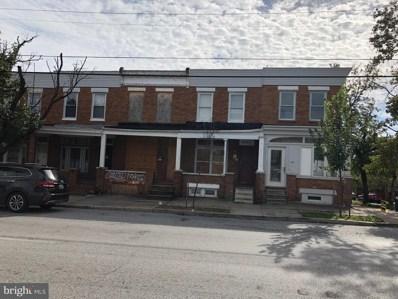 3325 E Monument Street, Baltimore, MD 21205 - #: MDBA101028