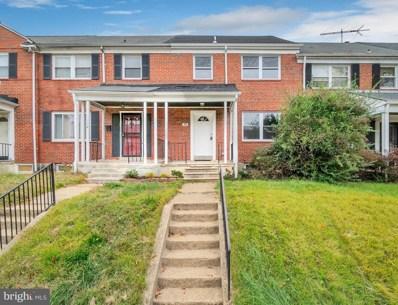 1904 Hillenwood Road, Baltimore, MD 21239 - #: MDBA101042