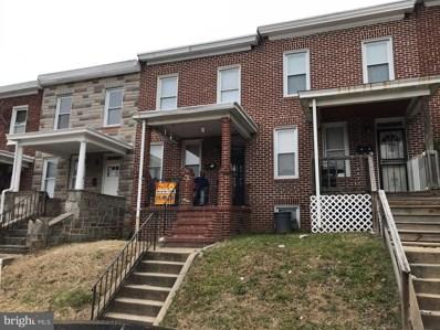 3210 Ravenwood Avenue, Baltimore, MD 21213 - #: MDBA101044