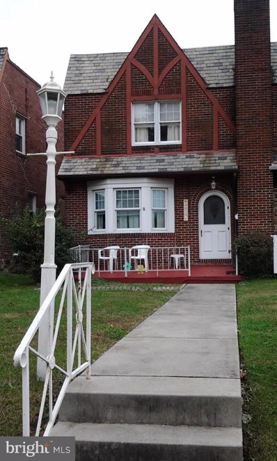 4029 Wilkens Avenue, Baltimore, MD 21229 - #: MDBA101064