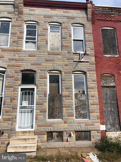 1912 E Lanvale Street, Baltimore, MD 21213 - MLS#: MDBA101098