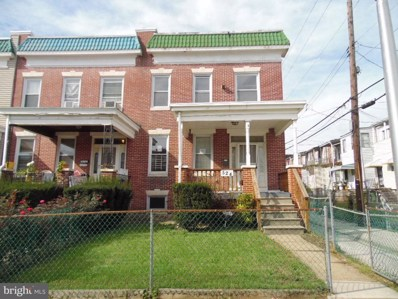 524 Mount Holly Street, Baltimore, MD 21229 - #: MDBA101108