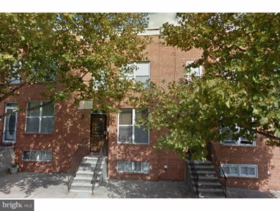 2337 McCulloh Street, Baltimore, MD 21217 - MLS#: MDBA101162
