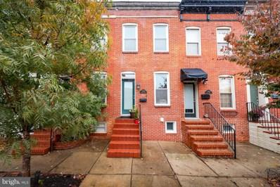 3306 Hudson Street, Baltimore, MD 21224 - #: MDBA101192