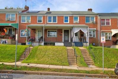 4106 Doris Avenue, Baltimore, MD 21225 - #: MDBA101222