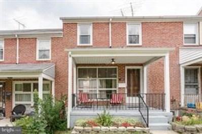 1405 Walker Avenue, Baltimore, MD 21239 - #: MDBA101280