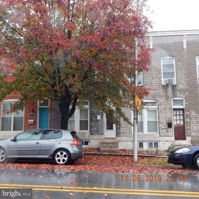 417 N Milton Avenue, Baltimore, MD 21224 - MLS#: MDBA101286