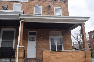 3044 Chesterfield Avenue, Baltimore, MD 21213 - #: MDBA101288