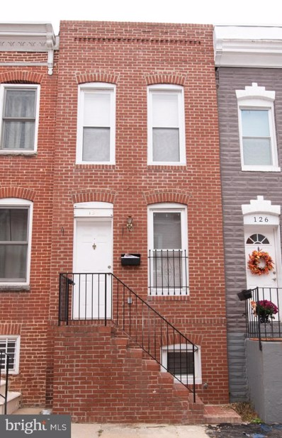 124 N Bradford Street, Baltimore, MD 21224 - MLS#: MDBA101304