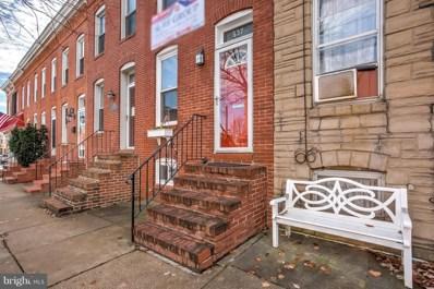 537 E Fort Avenue, Baltimore, MD 21230 - #: MDBA101320