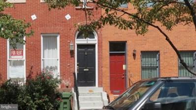 1314 W Lombard Street, Baltimore, MD 21223 - MLS#: MDBA101352
